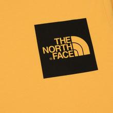 Мужской лонгслив The North Face L/S Fine TNF Yellow фото- 2