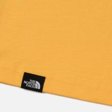 Мужской лонгслив The North Face L/S Fine TNF Yellow фото- 4