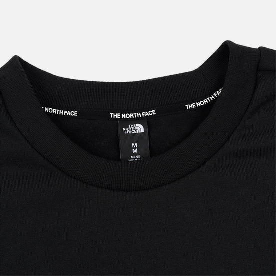 Мужская толстовка The North Face Graphic LS Crew TNF Black