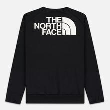 Мужская толстовка The North Face Graphic LS Crew TNF Black фото- 4