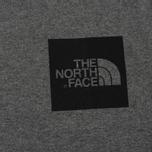 Мужской лонгслив The North Face L/S Fine Medium Grey Heather фото- 2