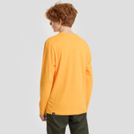 Мужской лонгслив The North Face L/S Fine Zinnia Orange фото- 2