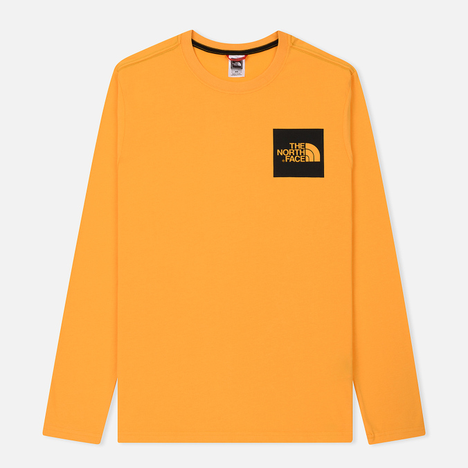 Мужской лонгслив The North Face L/S Fine Zinnia Orange