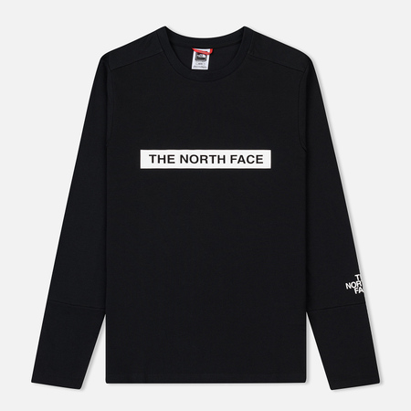 Мужской лонгслив The North Face LS Light TNF Black