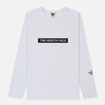Мужской лонгслив The North Face LS Light TNF White