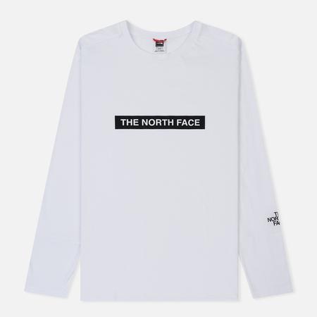 Мужской лонгслив The North Face LS Light TNF White