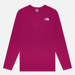 Мужской лонгслив The North Face LS Red Box Wild Aster Purple