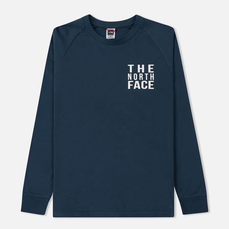 Мужской лонгслив The North Face Ones Blue Wing Teal