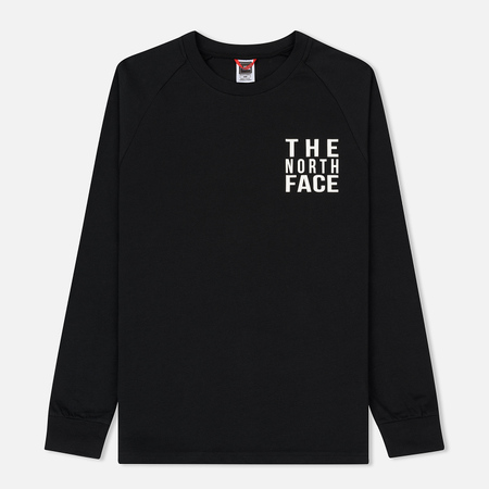 Мужской лонгслив The North Face Ones TNF Black