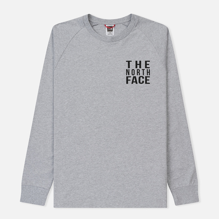 Мужской лонгслив The North Face Ones TNF Light Grey
