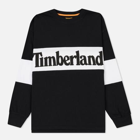 Мужской лонгслив Timberland Oversized Black