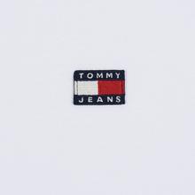 Мужской лонгслив Tommy Jeans Flag Repeat Classic White фото- 2