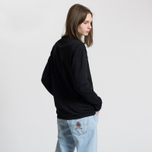 Мужской лонгслив Tommy Jeans Small Text Black фото- 5