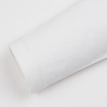 Мужской лонгслив Tommy Jeans Tommy Badge Classic White фото- 3
