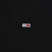 Мужской лонгслив Tommy Jeans US Flag Black фото- 2
