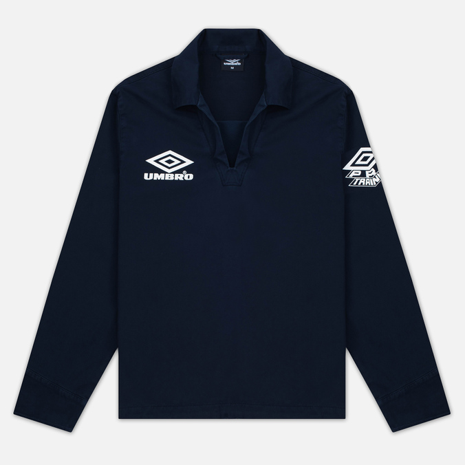 Мужской лонгслив Umbro Pro Training Classic Drill Navy