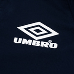 Мужской лонгслив Umbro Pro Training Classic Drill Navy фото- 2