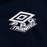 Мужской лонгслив Umbro Pro Training Classic Drill Navy фото- 3