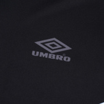 Мужской лонгслив Umbro Pro Training Spartak LS Black/Grey/White фото- 2