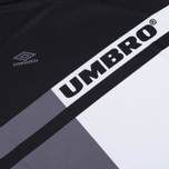 Мужской лонгслив Umbro Pro Training Spartak LS Black/Grey/White фото- 3