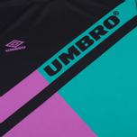 Umbro Pro Training Spartak LS Men's Longsleeve Black/Purple/Green photo- 3