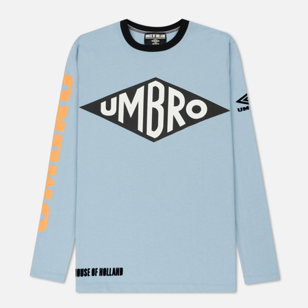 Мужской лонгслив Umbro x House Of Holland Branded Blue