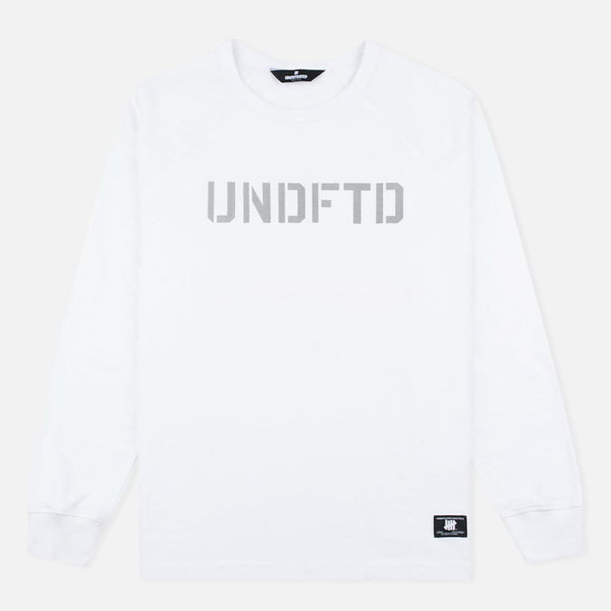 Undefeated Class LS Raglan Men's Longsleeve White