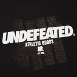Мужской лонгслив Undefeated Reloaded LS Black фото- 2