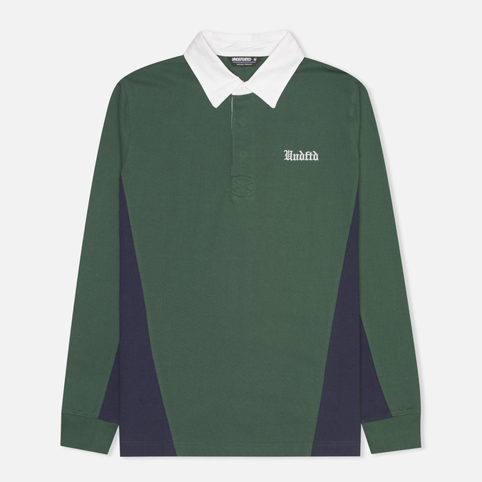Undefeated Rugby Men's Longsleeve Green