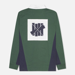 Undefeated Rugby Men's Longsleeve Green photo- 1