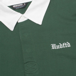 Undefeated Rugby Men's Longsleeve Green photo- 3