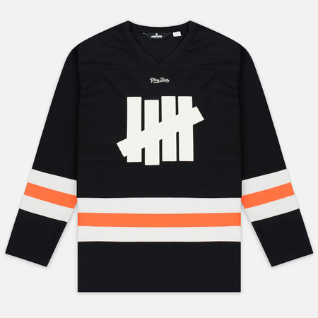 Мужской лонгслив Undefeated Shultz LS Jersey Black