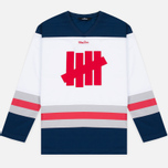 Мужской лонгслив Undefeated Shultz LS Jersey White фото- 0