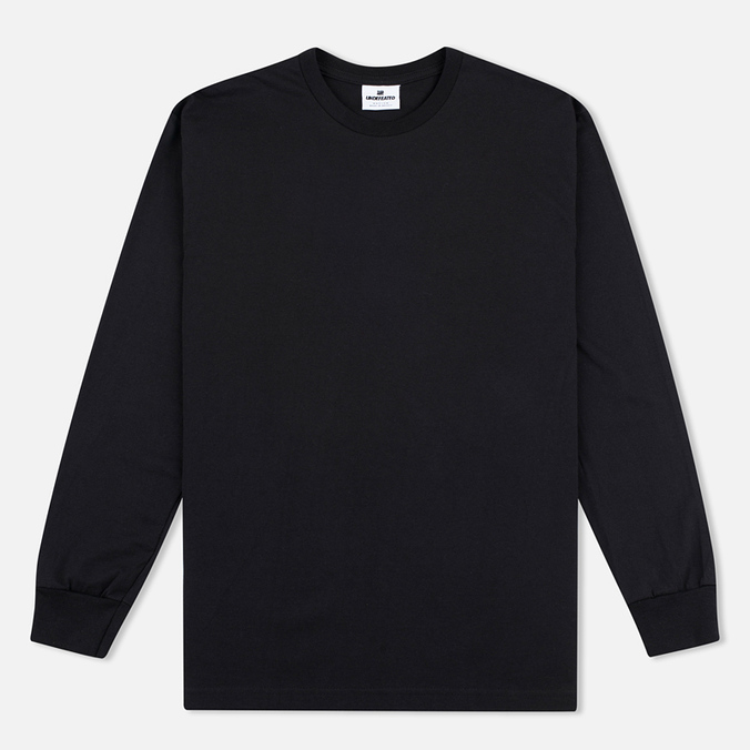 Мужской лонгслив Undefeated UN LS Black