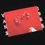 Мужской лонгслив Vans Bad Valentine Black фото- 2