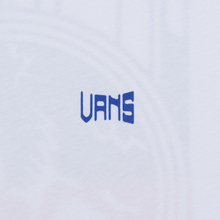 Мужской лонгслив Vans Gradient Skull White фото- 2