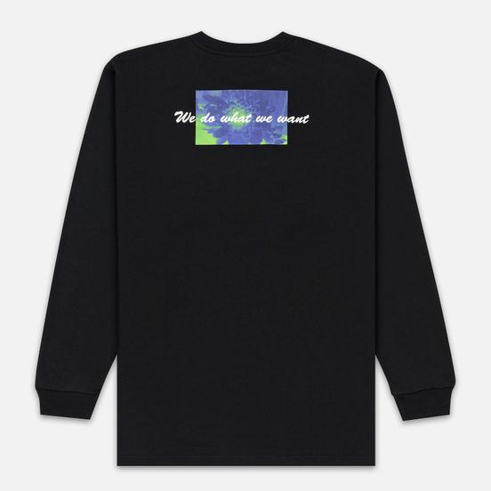 Мужской лонгслив Vans OTW Collage Black