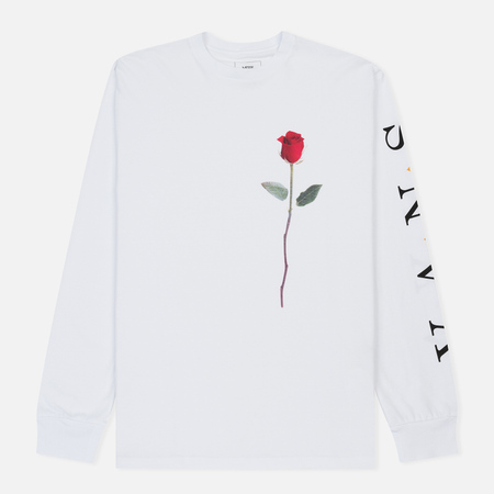 Мужской лонгслив Vans Rose Pack White