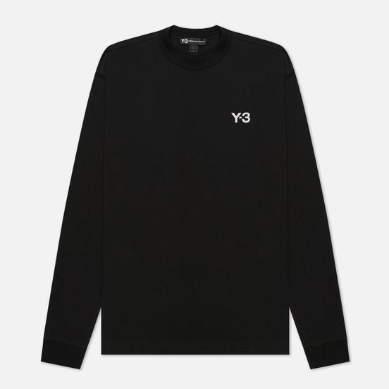 Мужской лонгслив Y-3 Alleway Graphic Black