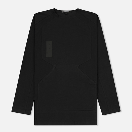 Мужской лонгслив Y-3 Skylight LS Black
