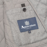 Мужской пиджак Aquascutum Steele Quilted Flannel Grey фото- 11