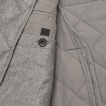 Мужской пиджак Aquascutum Steele Quilted Flannel Grey фото- 8