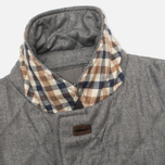 Мужской пиджак Aquascutum Steele Quilted Flannel Grey фото- 3