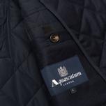Мужской пиджак Aquascutum Steele Quilted Flannel Navy фото- 11