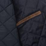 Мужской пиджак Aquascutum Steele Quilted Flannel Navy фото- 8