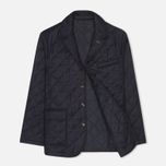 Мужской пиджак Aquascutum Steele Quilted Flannel Navy фото- 1