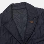 Мужской пиджак Aquascutum Steele Quilted Flannel Navy фото- 2