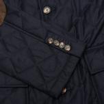 Мужской пиджак Aquascutum Steele Quilted Flannel Navy фото- 6
