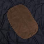 Мужской пиджак Aquascutum Steele Quilted Flannel Navy фото- 7