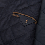 Мужской пиджак Aquascutum Steele Quilted Flannel Navy фото- 9